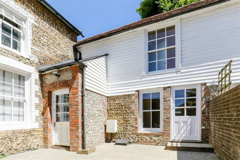 2 Bedrooms Semi Detached House for sale in Malling Street, Lewes, East Sussex