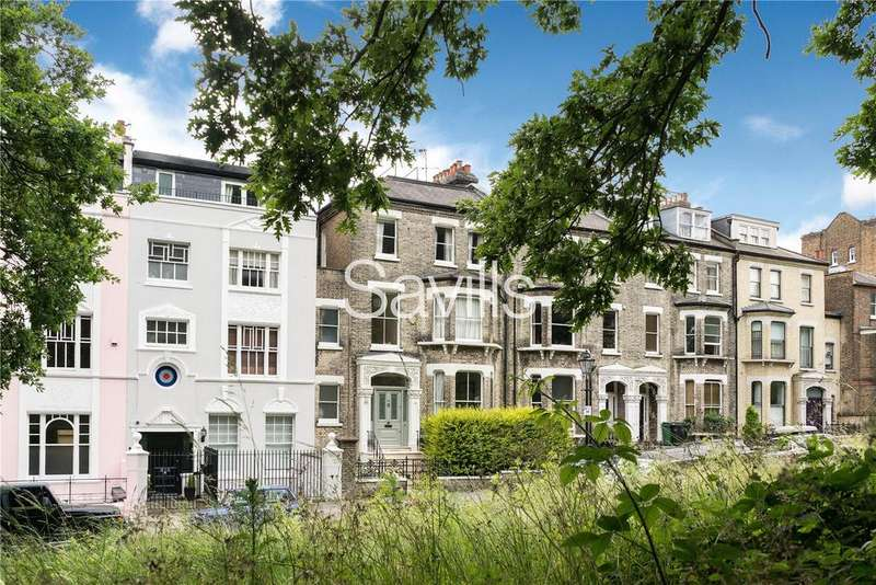 4 Bedrooms Terraced House for sale in Willow Road, Hampstead, London, NW3