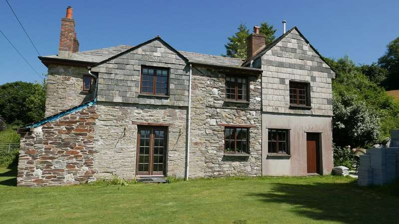 4 Bedrooms Detached House for sale in St Winnow, Downend