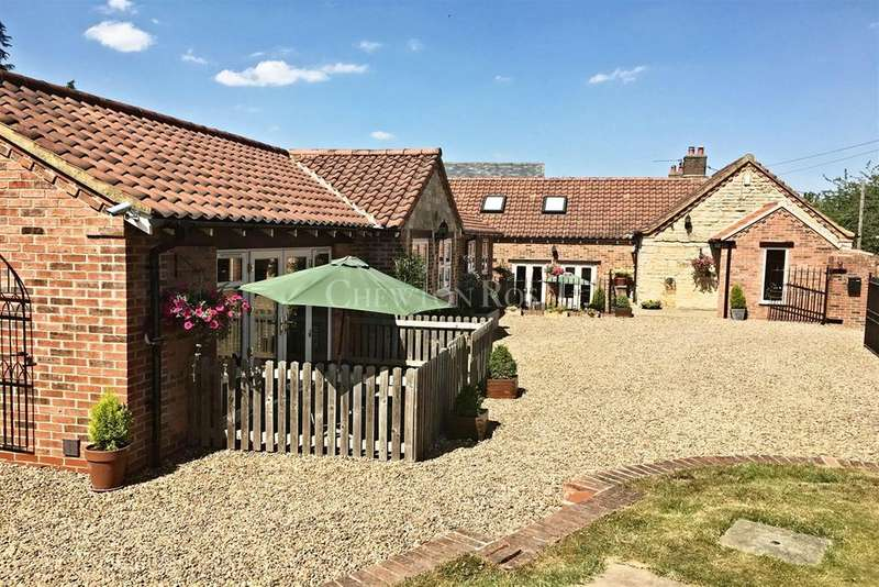 4 Bedrooms Cottage House for sale in Skillington, Grantham, Lincolnshire