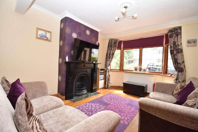 3 Bedrooms Terraced House for sale in Woodbrook Road London SE2