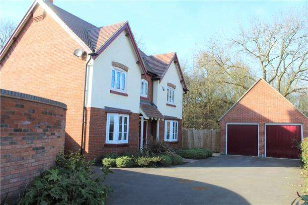 5 Bedrooms Detached House for sale in Adderley Avenue, Weddington, Nuneaton, Warwickshire