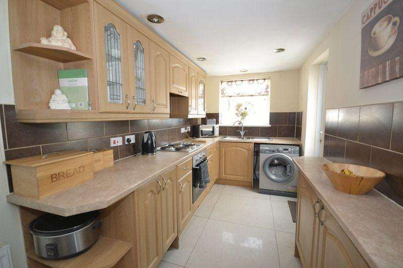 3 Bedrooms Terraced House for sale in Bryants Hill, St. George, Bristol