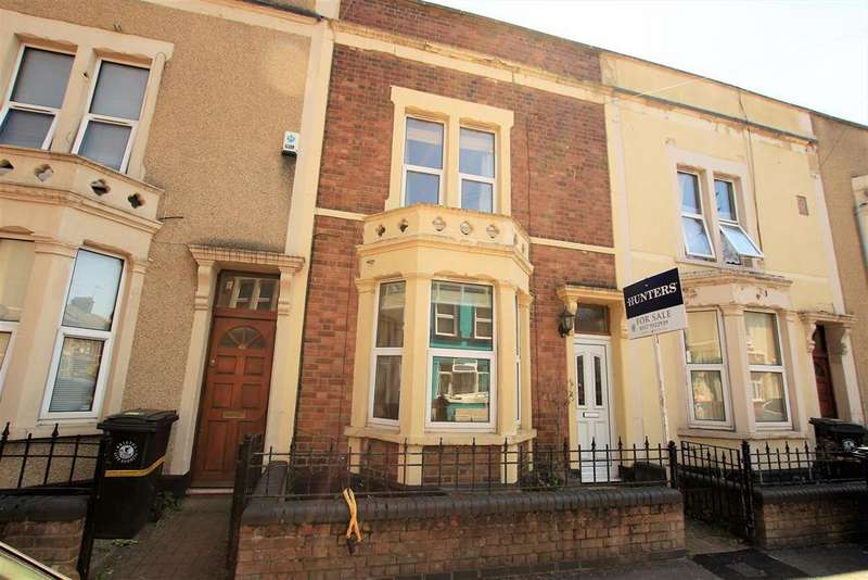 3 Bedrooms Terraced House for sale in Chaplin Road, EASTON, Bristol