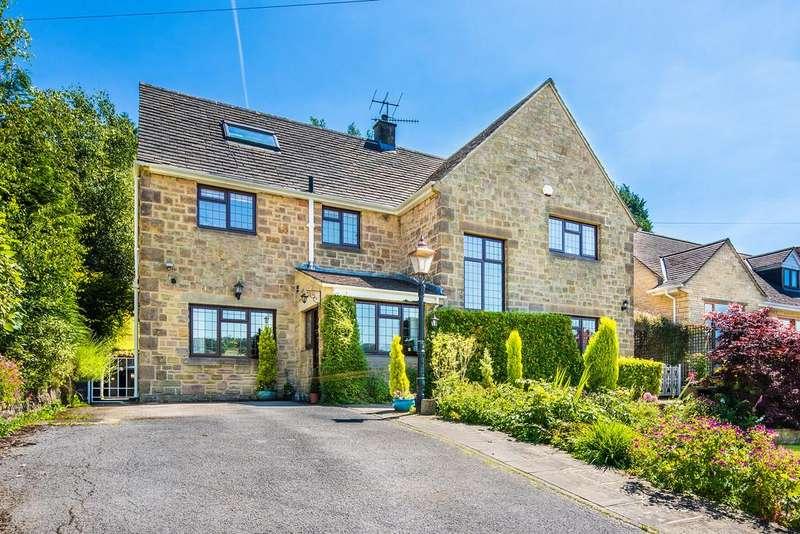 4 Bedrooms Detached House for sale in Maynard Road, Grindleford, Hope Valley