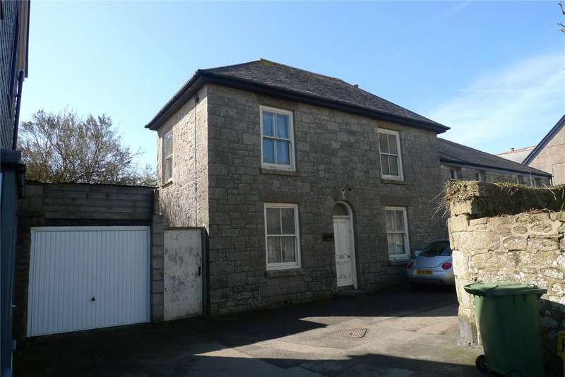 3 Bedrooms Semi Detached House for sale in Church Street, St. Just, Penzance, Cornwall