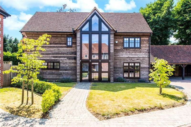 5 Bedrooms Detached House for sale in Kings Mews, Kings Lane, Chipperfield, Kings Langley, WD4