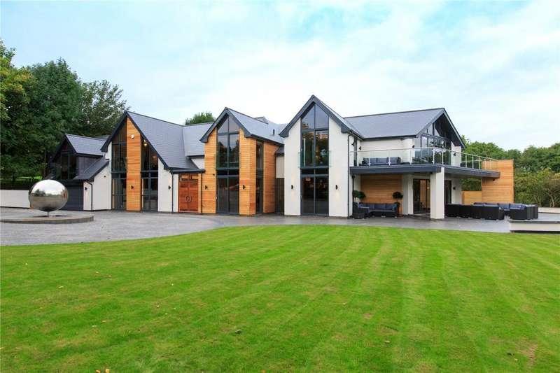 5 Bedrooms Detached House for sale in Fairmont, Edwalton, Nottingham, NG12