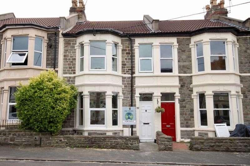 3 Bedrooms Property for sale in Britannia Road, Bristol, BS5