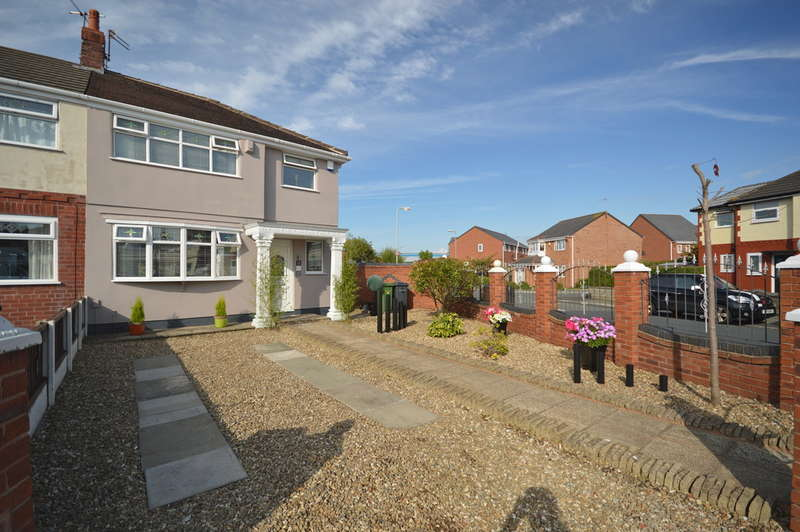 3 Bedrooms Semi Detached House for sale in Sandiways Avenue, Netherton, Liverpool, L30