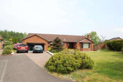 4 Bedrooms Bungalow for sale in Gleneagles Court, Whitburn