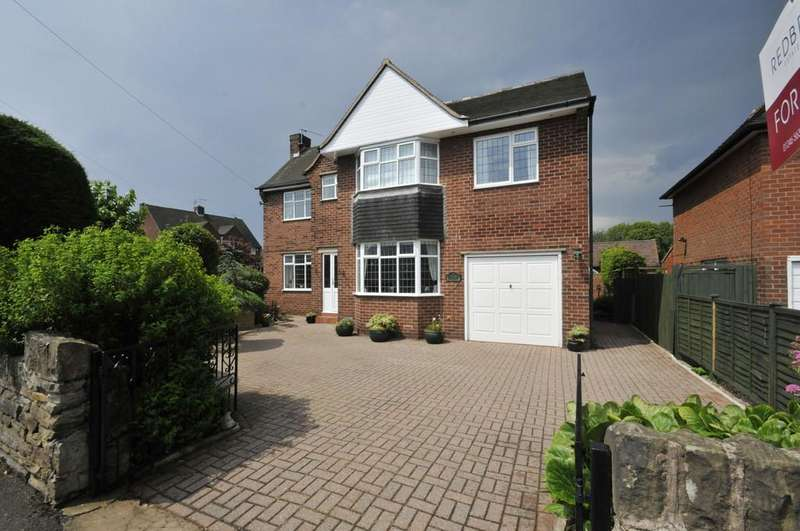 3 Bedrooms Detached House for sale in 82 Highfield Lane, Newbold