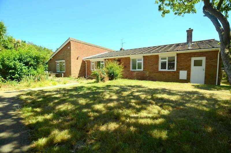4 Bedrooms Detached Bungalow for sale in Marcus Road, Felixstowe, IP11 7NF
