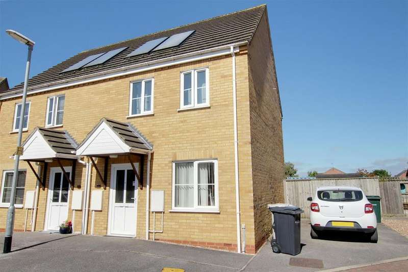2 Bedrooms Semi Detached House for sale in Conlie Close, Alford