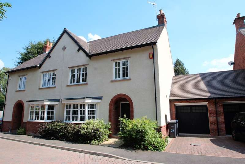 4 Bedrooms Semi Detached House for sale in Winterbourne Lane, Harborne