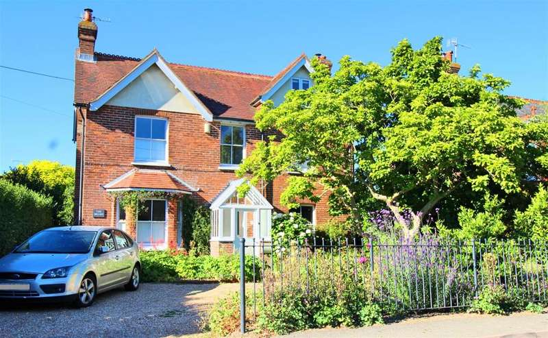 4 Bedrooms Detached House for sale in High Street, Ninfield