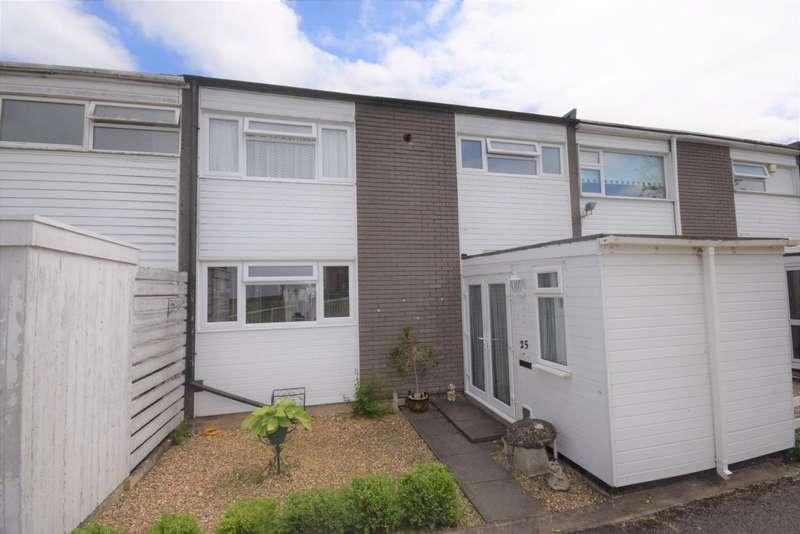 3 Bedrooms Terraced House for sale in Kings Furlong, Basingstoke, RG21
