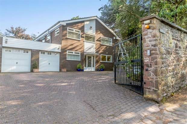 6 Bedrooms Detached House for sale in Woolton Mount, Liverpool, Merseyside