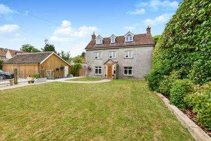 5 Bedrooms Detached House for sale in Langport, Somerset