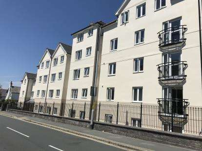 2 Bedrooms Flat for sale in 1 Ford Park, Plymouth, Devon