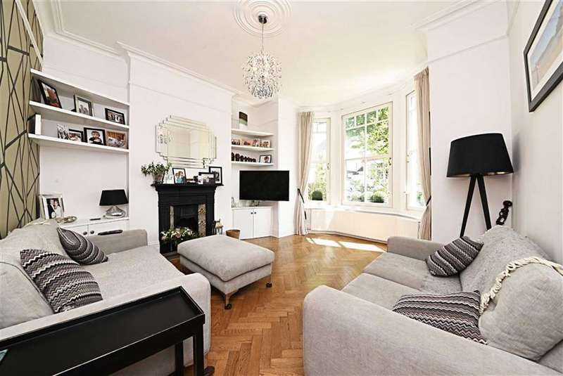 4 Bedrooms Semi Detached House for sale in Stanhope Avenue, Finchley, London, N3