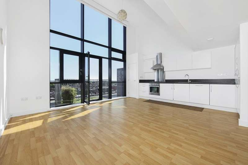 2 Bedrooms Flat for sale in Cowley Road, London W3