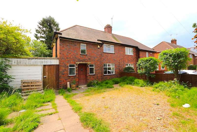 3 Bedrooms Detached House for sale in Braunstone Lane, Leicester