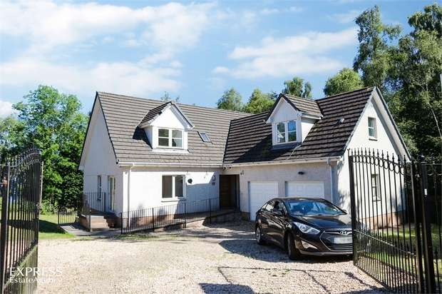5 Bedrooms Detached House for sale in Ferry Road, Rosneath, Helensburgh, Argyll and Bute