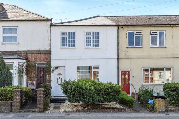 3 Bedrooms Terraced House for sale in Barkham Road, Wokingham, Berkshire
