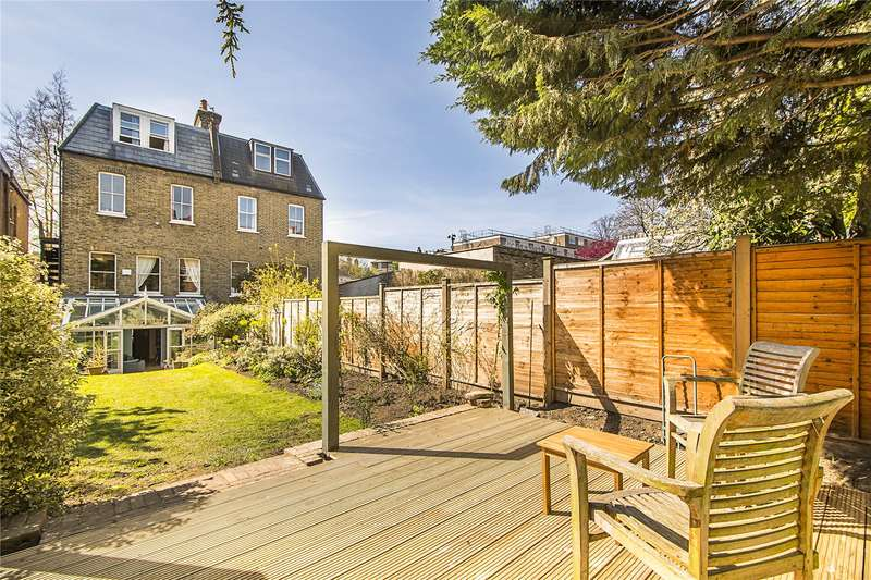 6 Bedrooms Semi Detached House for sale in West Hill Road, London, SW18