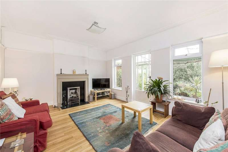 4 Bedrooms Semi Detached House for sale in Leigham Court Road, London, SW16