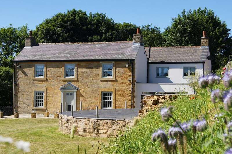 4 Bedrooms Farm House Character Property for sale in Gipsy Hill Farm, Nr Thorpe Salvin
