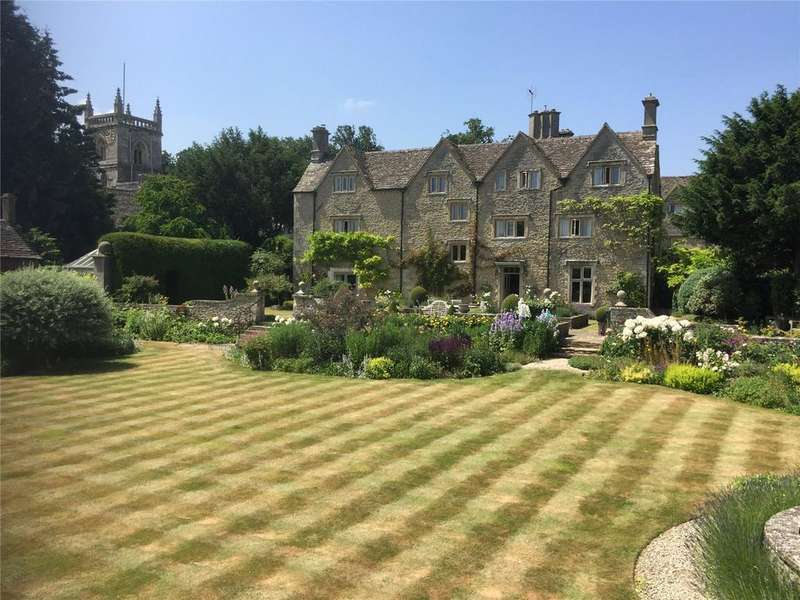 5 Bedrooms Semi Detached House for sale in Coln Manor, Coln St. Aldwyns, Cirencester, Gloucestershire, GL7
