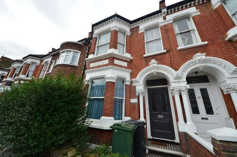 4 Bedrooms Terraced House for sale in Ashmere Grove, London SW2