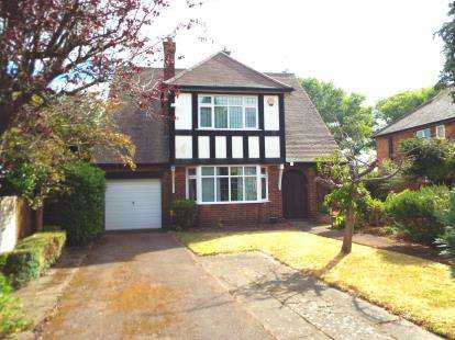 4 Bedrooms Detached House for sale in Parkside, Wollaton, Nottingham, Nottinghamshire