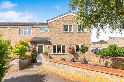 4 Bedrooms End Of Terrace House for sale in Scarborough Avenue, Stevenage, Hertfordshire, England