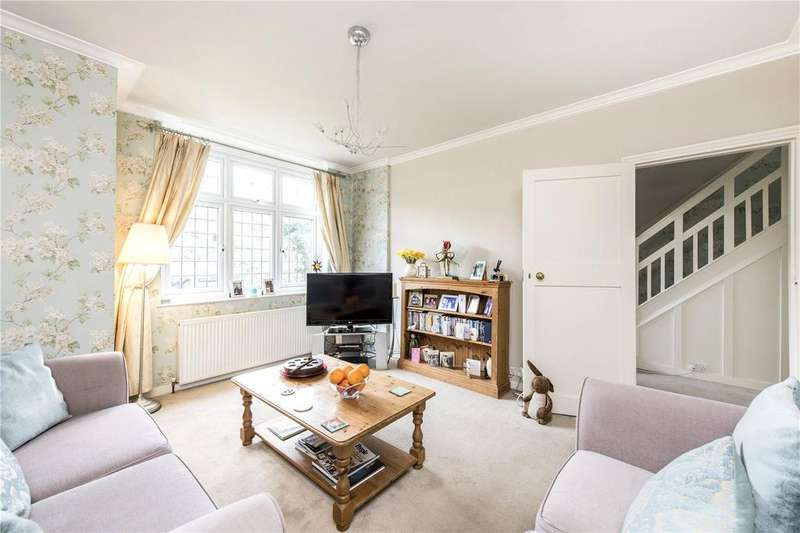 3 Bedrooms End Of Terrace House for sale in Conyers Road, Streatham, London, SW16