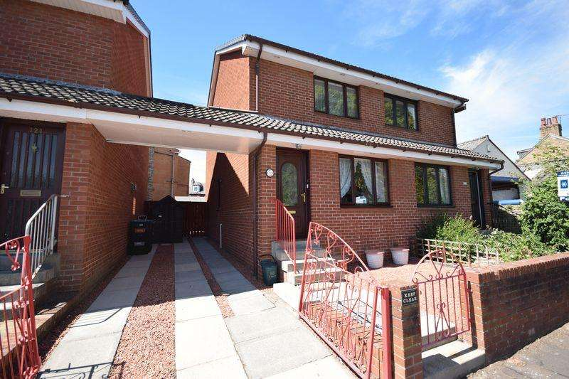2 Bedrooms Semi-detached Villa House for sale in 119 St. Andrews Street, Kilmarnock KA1 3EX