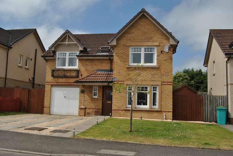 3 Bedrooms Detached Villa House for sale in Bell View, Newmains ML2
