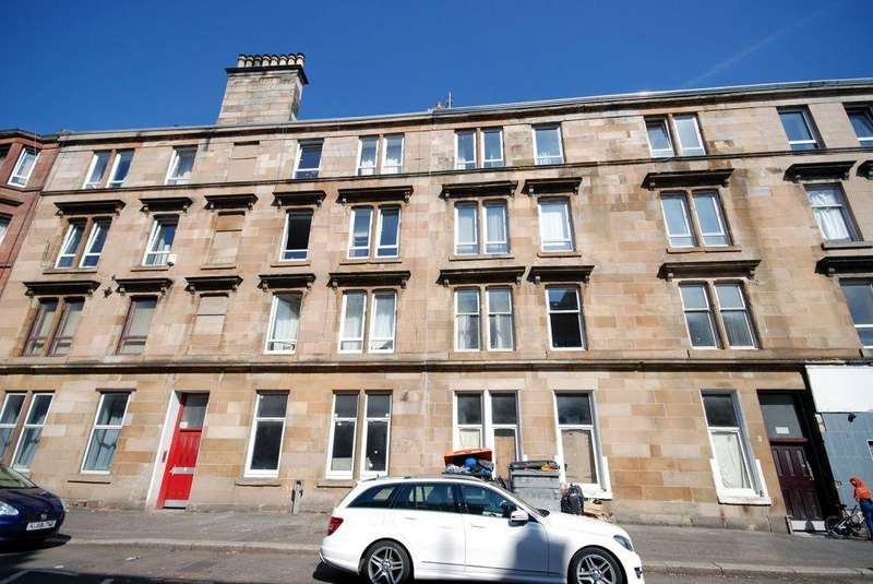 2 Bedrooms Flat for sale in 3/2, 6 Lorne Street, Kinning Park, Glasgow, G51 1DP