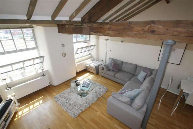 2 Bedrooms Apartment Flat for sale in Old Sedgwick Mill, Manchester