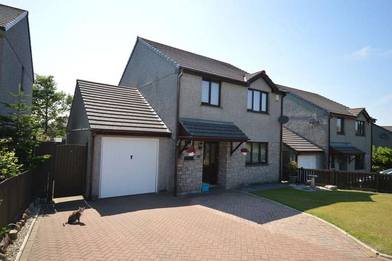 4 Bedrooms Detached House for sale in Beauchamp Meadow, Redruth TR15