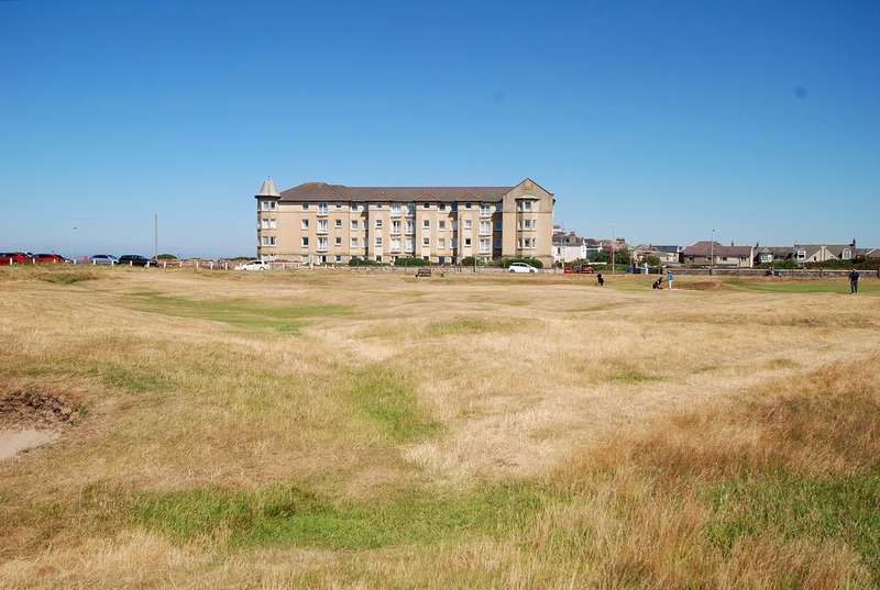 1 Bedroom Retirement Property for sale in 33 Grangemuir Court, PRESTWICK, KA9 1GA
