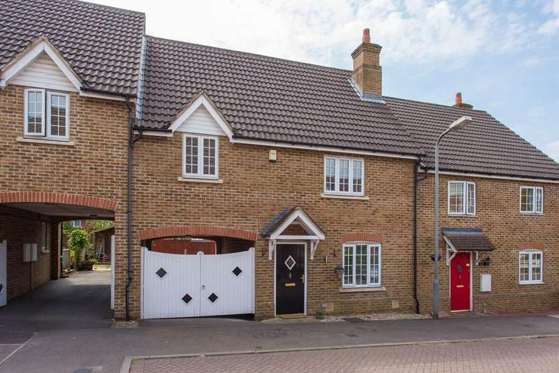 3 Bedrooms Terraced House for sale in Wooburn Green, High Wycombe