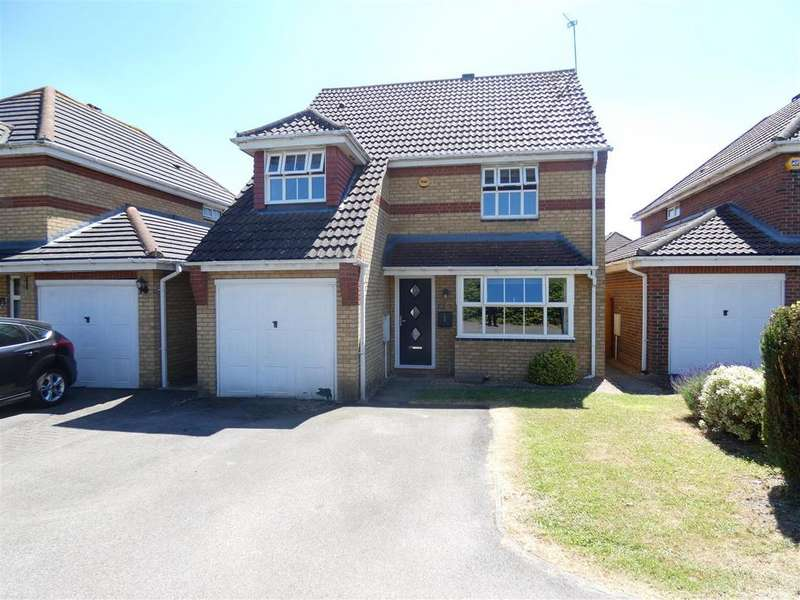 4 Bedrooms Detached House for sale in Arnald Way, Houghton Regis, Dunstable