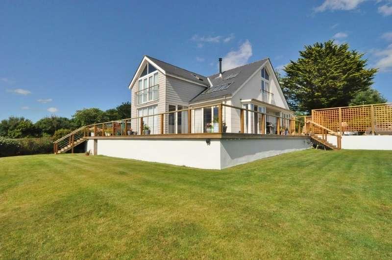 6 Bedrooms Detached House for sale in Aveton Gifford, Kingsbridge, South Devon