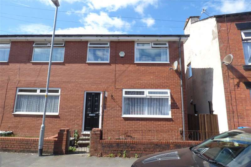 3 Bedrooms End Of Terrace House for sale in Esther Street, Greenacres, Oldham, Greater Manchester, OL4