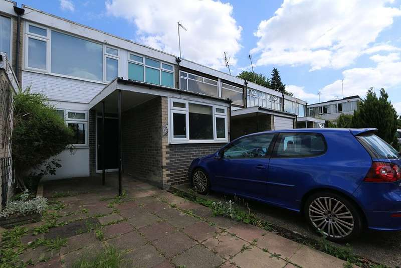 4 Bedrooms Terraced House for sale in Ashbourne Close, London, London, N12 8SB