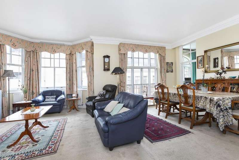 4 Bedrooms Apartment Flat for sale in Palace Mansions, Earsby Street, Kensington, London W14