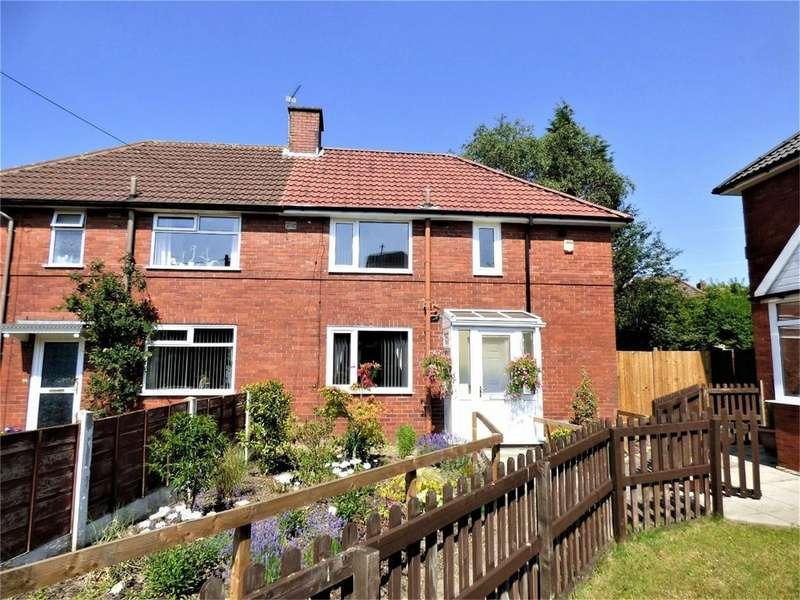 3 Bedrooms Semi Detached House for sale in Haston Lee Avenue, Brownhill, BLACKBURN, Lancashire